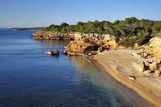 Coves and Beaches